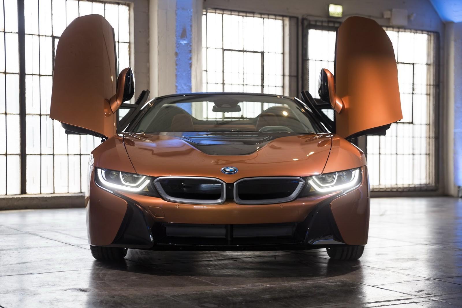 Foto de BMW i8 Roadster (primeras impresiones) (18/30)