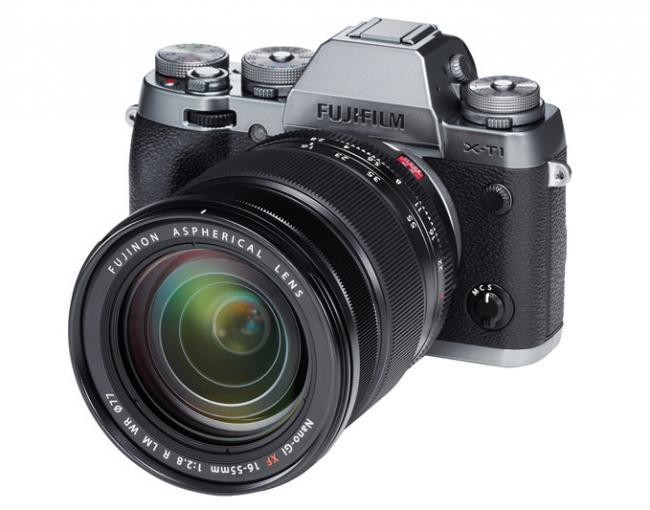 Fujifilm Fujinon XF16-55 mm f/2.8 R LM WR, todos los detalles
