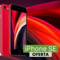 En Amazon, el telefono más pequeño de Apple cuesta mucho menos: iPhone SE de 256 GB por 527 euros con 99 de rebaja