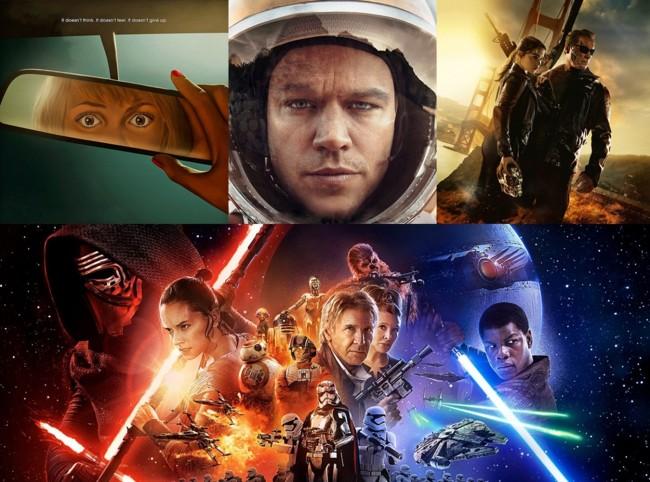 Los 17 mejores estrenos de 2015