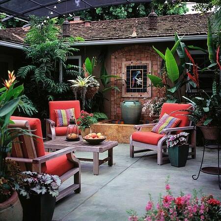 Tres Ideas De Conjuntos Para Terrazas Y Balcones Pequenos Que Llenaran De Optimismo Tu Primavera En Casa