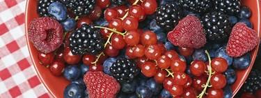 Frutos rojos, cinco datos que justifican su consumo