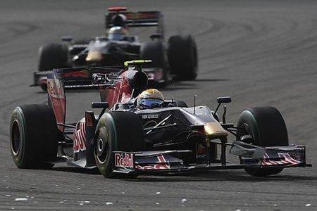 Toro Rosso rediseñará su difusor trasero para el GP de España