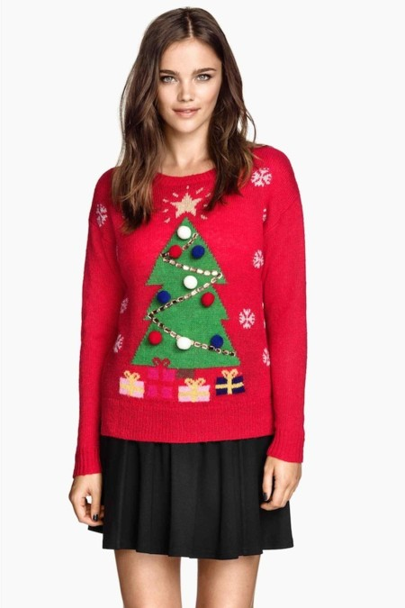 Jersey Navidad Hym
