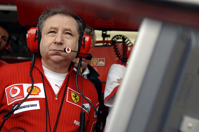 Jean Todt es el nuevo capo de la FIA