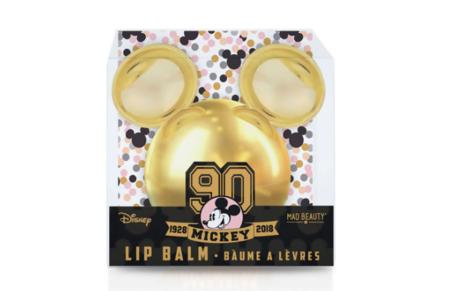 Balsamo De Labios 90 Aniversario Disney Mickey Mouse