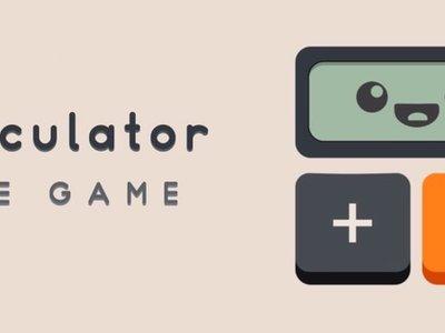 Calculator: The Game, la app con la que ejercitas tu mente jugando