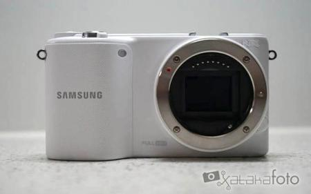 Samsung Smart Camera NX2000