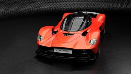 ¡Ya es oficial! El sistema híbrido V12 del hiperdeportivo Aston Martin Valkyrie ofrecerá 1.176 CV y 900 Nm