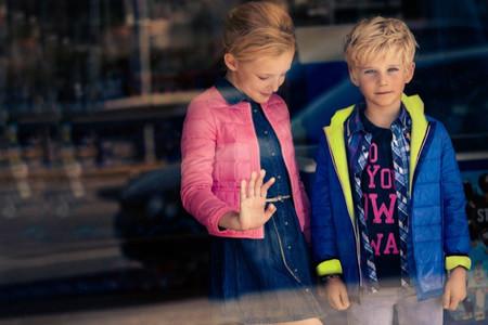 IKKS presenta las chaquetas de entretiempo para los peques