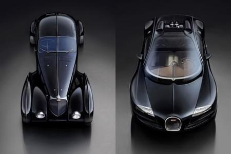 Bugatti_Vitesse_Legend_Jean Bugatti y Type 57SC Atlantic