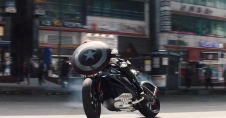 La Era De Ultron Harley Davidson Livewire