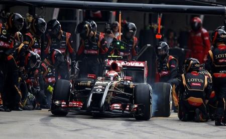 McLaren podría a poner a prueba el morro asimétrico de Lotus
