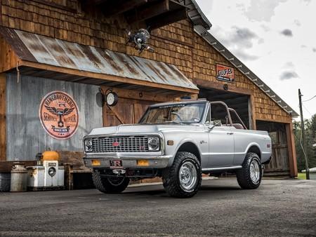 """El Chevrolet Blazer K5 1972 """"Seaker"""" de Ringbrothers se roba los reflectores en el SEMA Show"""