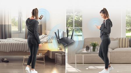 D-Link presenta su nueva gama de routers WiFi AC Smart Mesh, tres modelos con los que mejorar la cobertura inalámbrica en casa