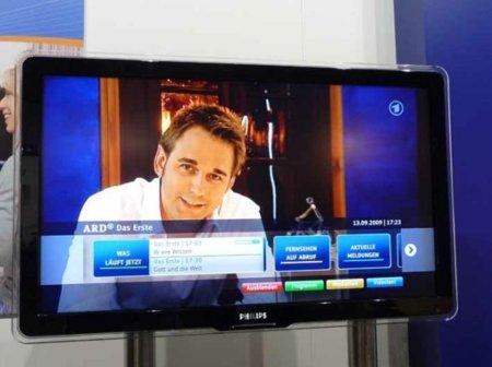 La tecnología HbbTV comienza a emitirse en pruebas en España