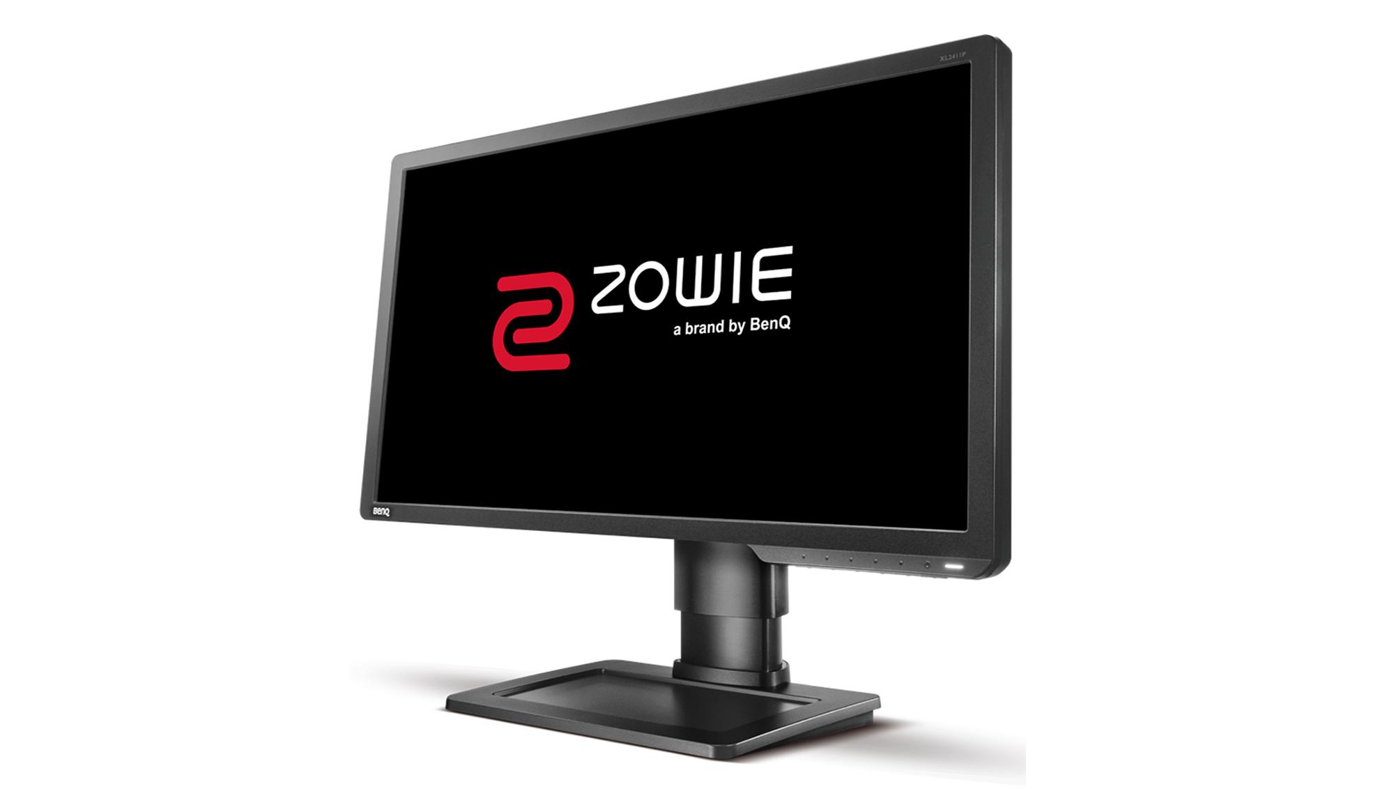 "BenQ ZOWIE XL2411P - Monitor Gaming de 24"" Full HD (1920 x 1080, 1 ms, 144 Hz, HDMI, Black eQualizer, Color Vibrance, DisplayPort, DVI-DL, Flicker-free, Altura Ajustable) - Gris Oscuro"