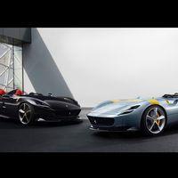 Ferrari regresa a sus raíces con los modelos Monza SP1 y Monza SP2, dos bólidos puramente racing