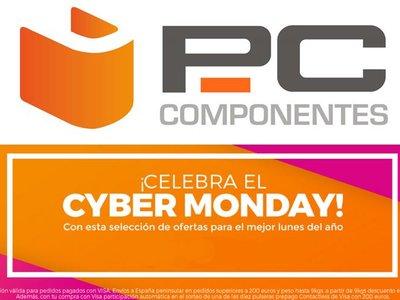 Cyber Monday 2017 en PcComponentes: estas son las mejores ofertas