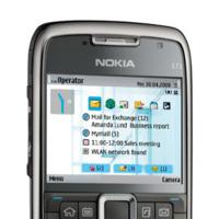 Nokia E71, Nokia 7310 Supernova y Sony Ericsson T303 con Movistar