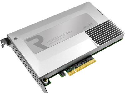 OCZ RevoDrive 350 busca seducirnos con un dato: 1,8 GB/s