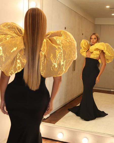 Beyonce Knowles Globos De Oro 2020 02