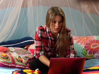 """""""Yo quisiera"""", la nueva serie juvenil donde la protagonista es una blogger de moda"""