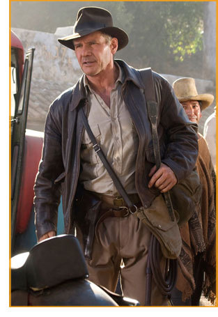 La cazadora de Indiana Jones en venta