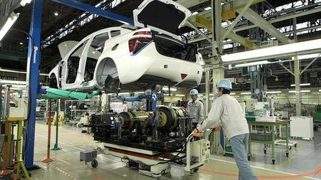 Fabricacion Toyota Mirai
