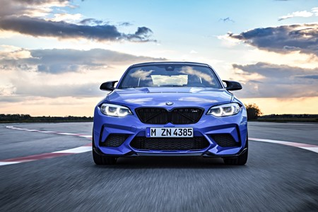 BMW M2 CS frontal