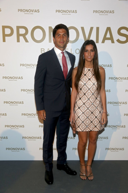 Pronovias Fernando Verdasco Y Ana Boyer