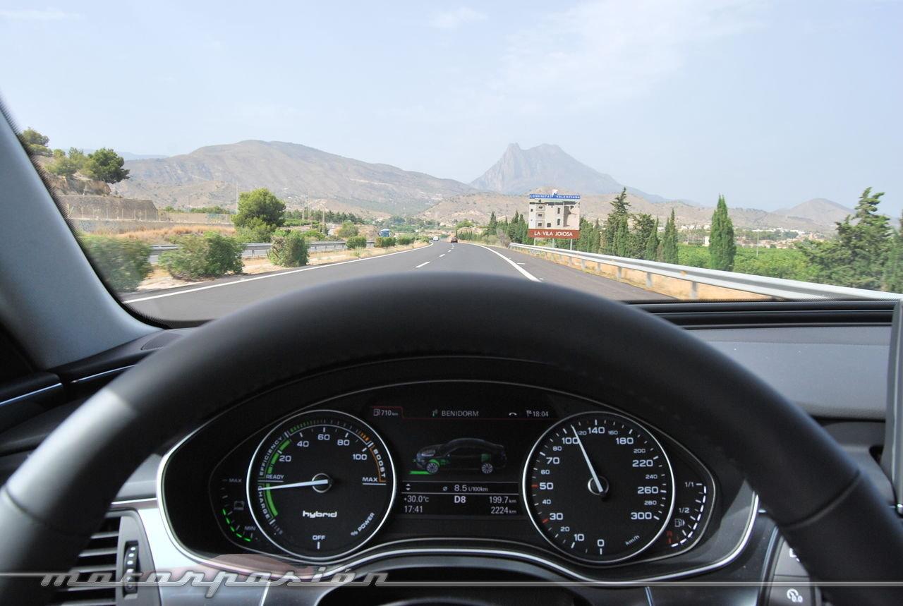 Foto de Audi A6 hybrid (prueba) (118/120)