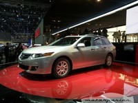 Honda Accord en el Salón de Ginebra