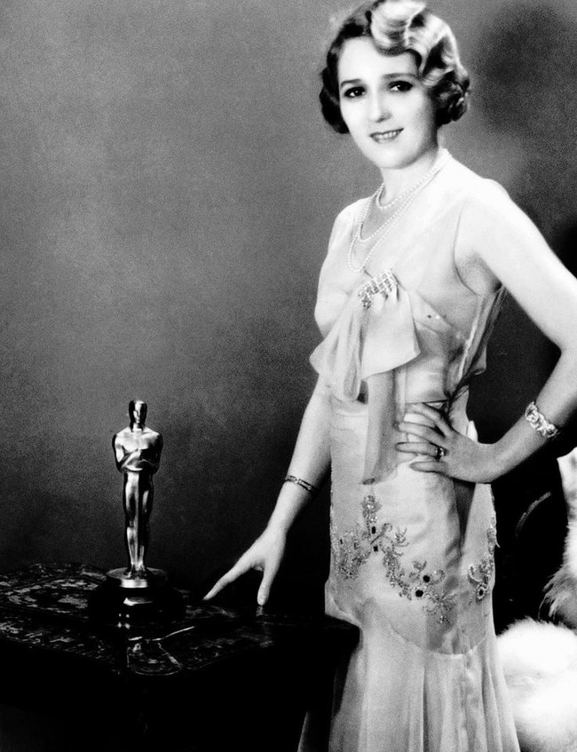 Mary Pickford Oscar 1930