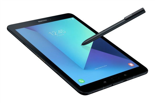 Galaxy Tabs3 Dynamic Pen Black Lte