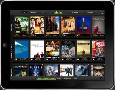 Apple compra la app y guía de contenidos Matcha.tv