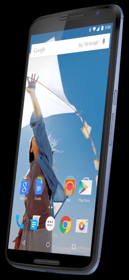 Se filtra una primera imagen oficial del Nexus 6, con cierto parecido al Moto X