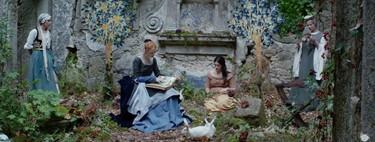 Las transferencias entre cine y pintura: 'La portuguesa' y el tableaux vivant