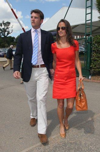 Pippa Middleton, tú sí que sabes jugar al despiste...