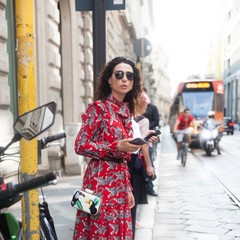 Foto 56 de 70 de la galería streetstyle-milan en Trendencias