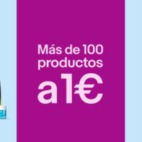 Más de 100 productos por tan sólo 1 euro en los Miniprecios de eBay