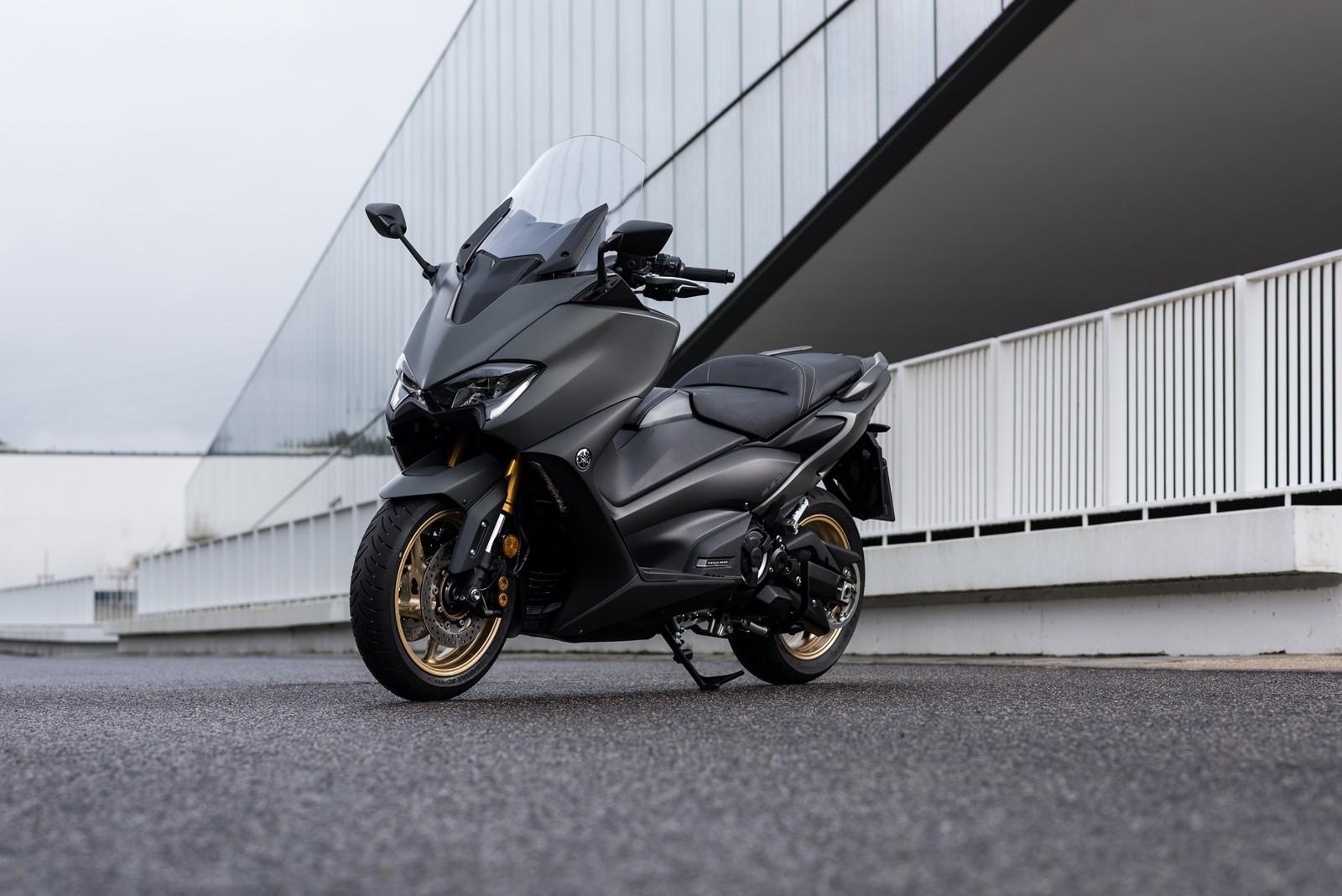 Foto de Yamaha TMAX 560 2020, prueba (14/30)