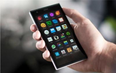 """Jolla presume de Sailfish OS como """"tercer SO móvil"""""""