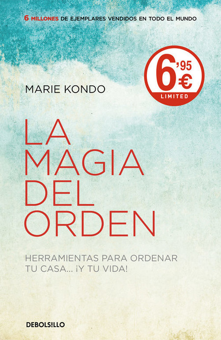 Libro Marie Kondo La Magia Del Orden