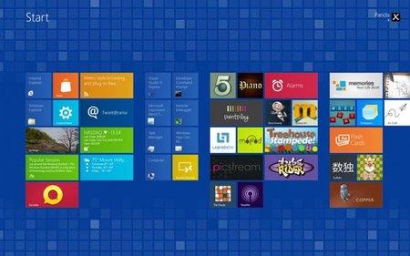 Microsoft libera Windows 8 RTM