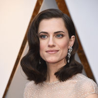 Oscars 2018: Allison Williams deslumbra con sus perfectas ondas