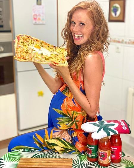 Maria Castro Pizza