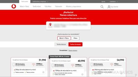 Vodafone Confirmado