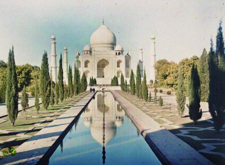 La belleza perdida del mundo antiguo, en 29 imágenes a todo color de hace cien años