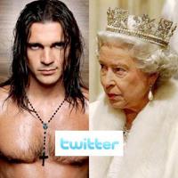 Juanes y la reina Isabel II se hacen Twitter